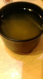 ガストのチャイナスープ