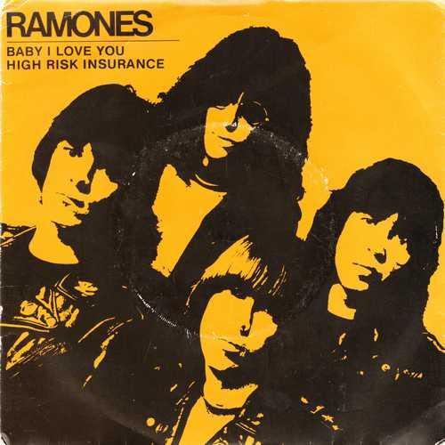 RAMONES - Baby I Love You 1