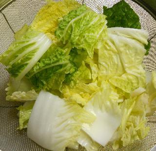 芳宝軒の肉野菜炒め4