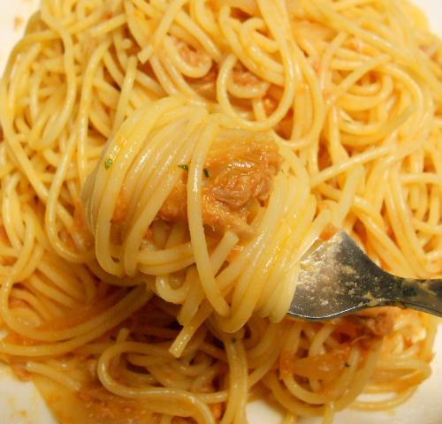 スパゲティ・コン・トンノ13