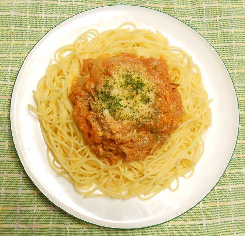 スパゲティ・コン・トンノ11