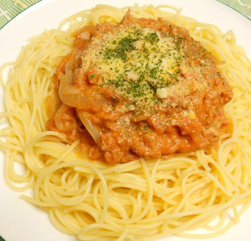 スパゲティ・コン・トンノ12