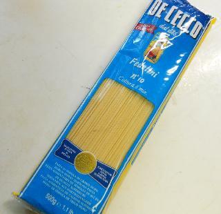 バターとチーズのスパゲティ&小次郎流オリーブスパゲティ2