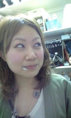 マキ歯磨き
