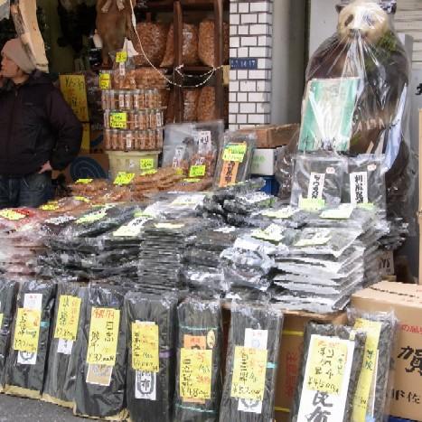 江戸屋水産のマスコット