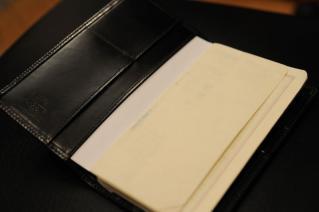 ホワイトハウスコックス 手帳