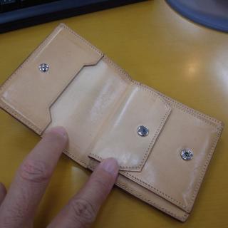 万双 ブライドルミニ財布