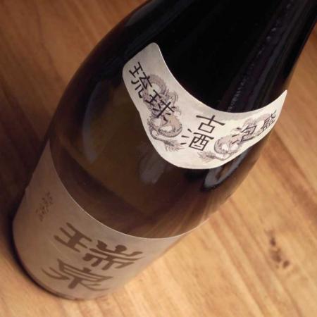 瑞泉古酒43度