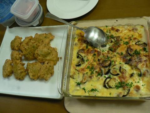 2009年11月23日夕食