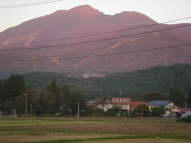 駒ケ岳の紅葉1856