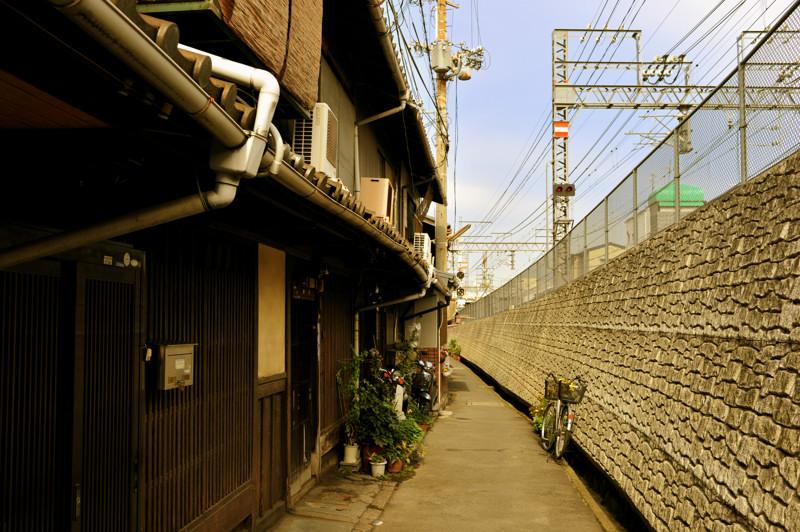 東福寺 路地裏
