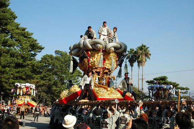 観音寺ちょうさ祭り 116