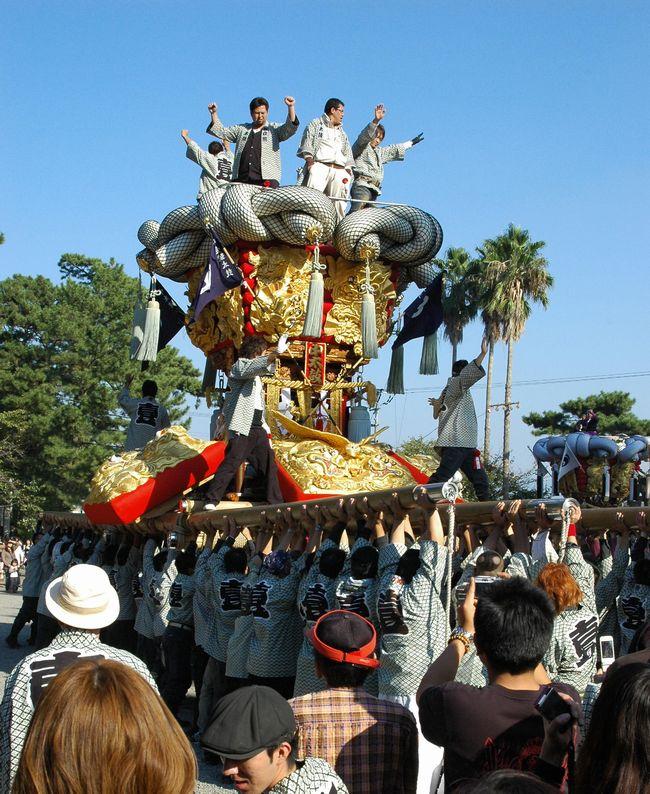 観音寺ちょうさ祭り 117