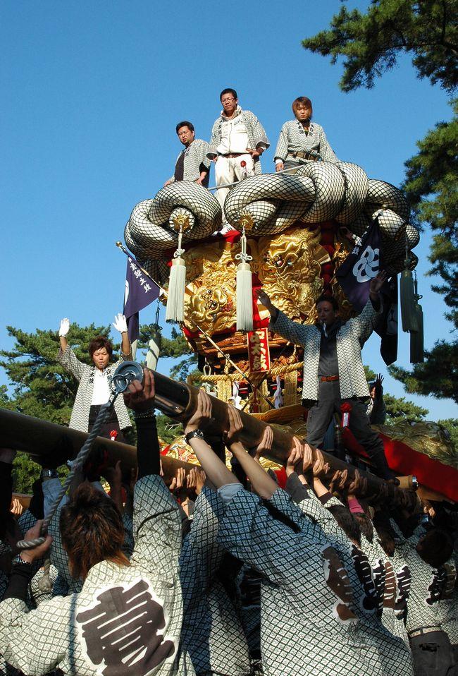 観音寺ちょうさ祭り 144