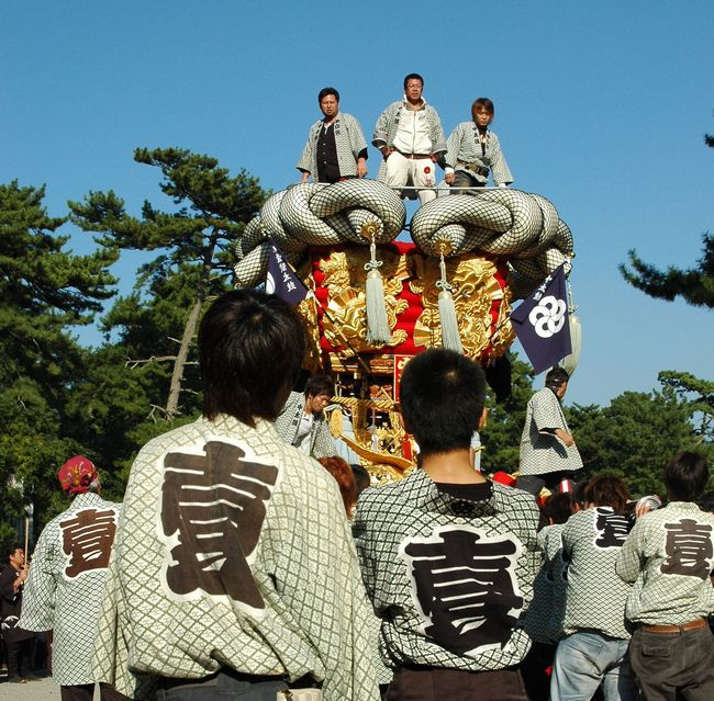 観音寺ちょうさ祭り 129