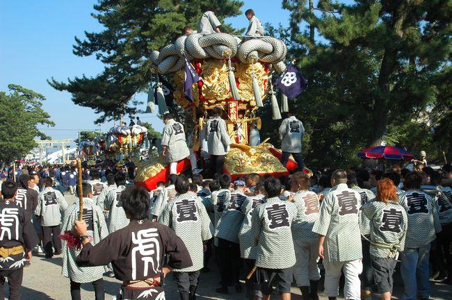 観音寺ちょうさ祭り 107