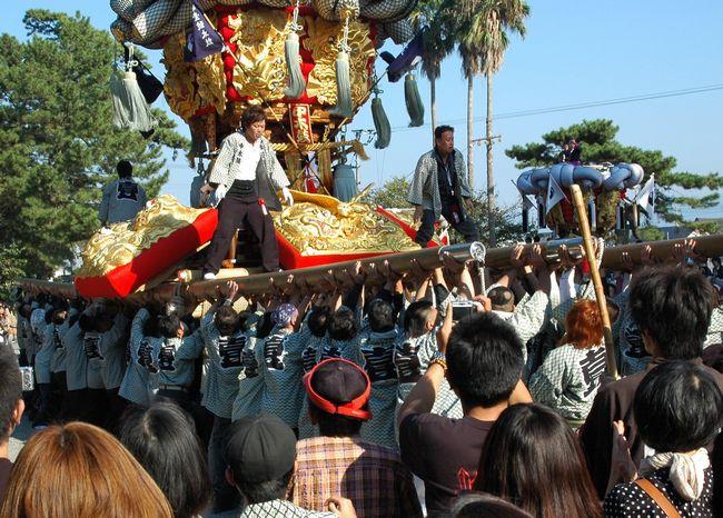 観音寺ちょうさ祭り 118