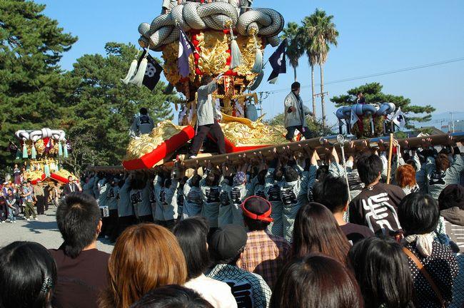 観音寺ちょうさ祭り 119