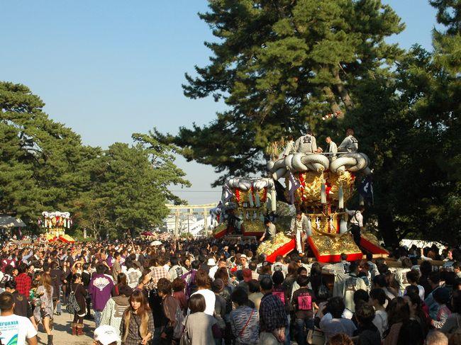 観音寺ちょうさ祭り 151