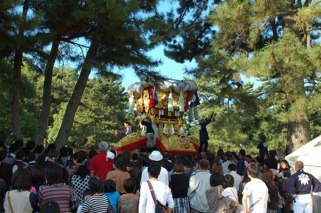 観音寺ちょうさ祭り 161