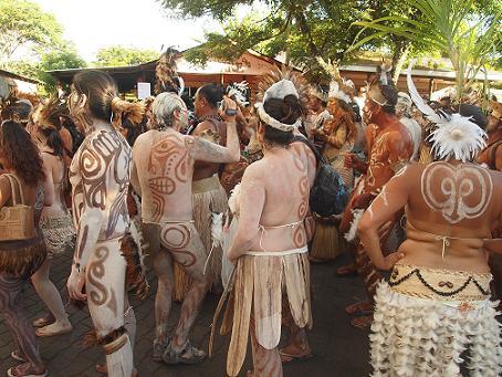 ラパヌイ祭り4