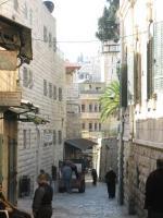 イスラエル 悲しみの道
