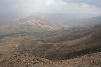 ヨルダン 王の道