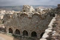 ヨルダン 城