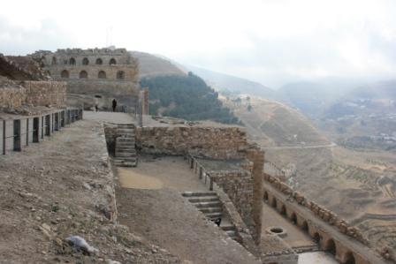 ヨルダン 城3