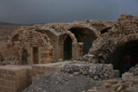 ヨルダン 荒れた城 2