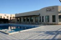 ヨルダン アカバ ホテル プール