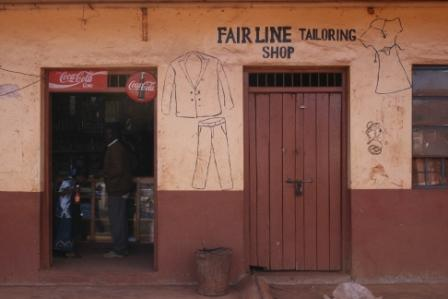 アフリカ お店