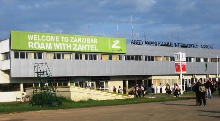 ザンジバル 空港