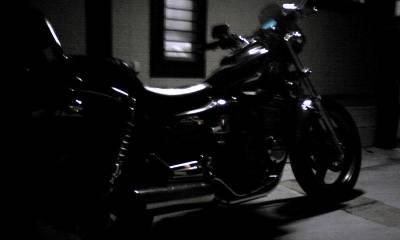 バイク通勤