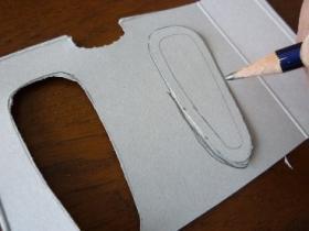 1月 ヘアピンの包み方 型紙2