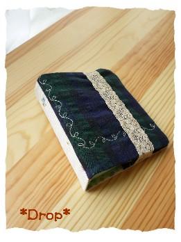 カードケース 刺繍1