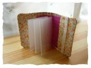カードケース 和 赤2