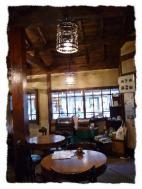 ブログ用 会津 喫茶店内1
