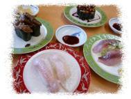 ブログ用 福島 寿司ランチ1