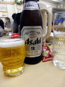 まつ ビール .