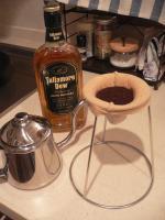 コーヒー準備