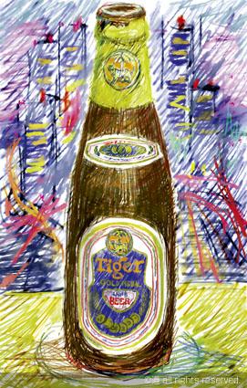 タイガー・ビール