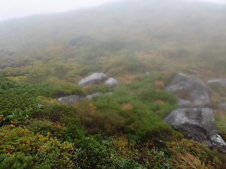 三ツ石山07(2011.9.21)佐々木さん