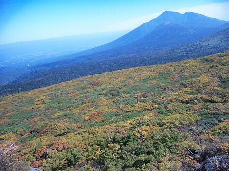 三ツ石山10(2011.9.28)佐々木さん