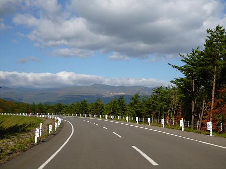 岩手山パノラマラインの紅葉04(2011.10.12)