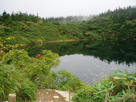 八幡平山頂付近01(2011.9.16)
