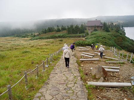 八幡平山頂付近04(2011.9.16)