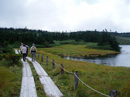 八幡平山頂付近06(2011.9.15)