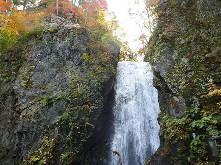 不動の滝09(2011.10.18)