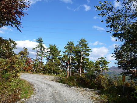林道を行く04(2011.10.18)